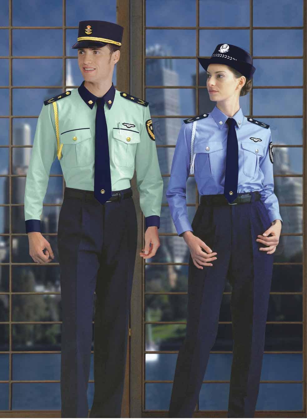 专业保安服订制
