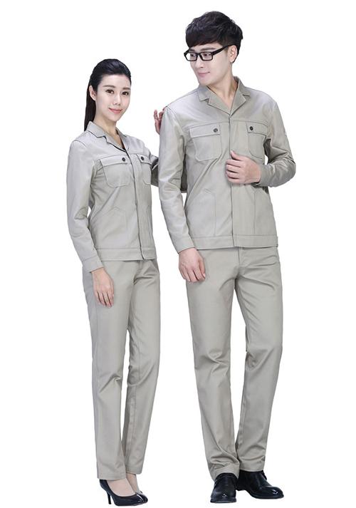 秋季定制工作服的面料越厚越好吗