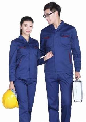 全棉工作服定制款式和特点