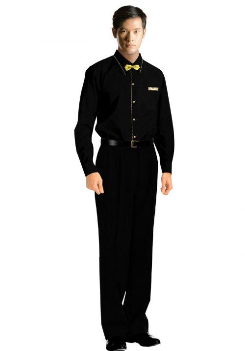 餐厅服务员工作服采购常见问题有哪些,定做酒店服务员工作服采购新方式