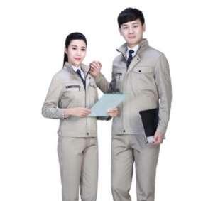 如何选择维修工人的工服款式?