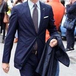 为什么定制西装会成为绅士们无法戒掉的瘾?